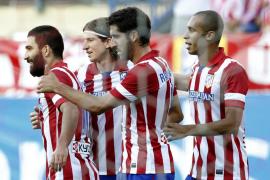 El Atlético y Arda aprovechan el desastre defensivo del Rayo