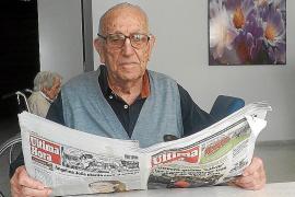 Muere Tomeu Salas, un histórico del fútbol mallorquín