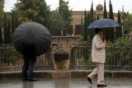 La tormenta ha descargado unos 8.000 rayos en Baleares esta madrugada