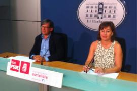 El PSIB presenta una iniciativa sobre la «muerte  digna»