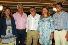 Entrega de premios del Trofeo Infanta Elena de salto.