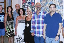 Exposición de Gabriel Grau en Sineu