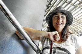 La directora Ana Rodríguez Rosell busca localizaciones en Palma para su próxima película