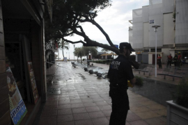 Las tormentas y lluvias dejan un saldo de 60 incidentes en las islas