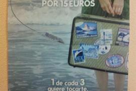 Loterías retira la publicidad del Sorteo del Turista al ser considerada sexista