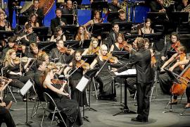 Nyman celebra en Alcúdia su setenta cumpleaños con nuevas sinfonías