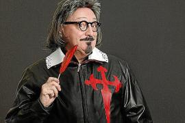 Moncho Borrajo, una «mosca cojonera» para los políticos en 'Yo, Quevedo'