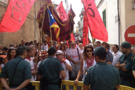 Felanitx se rinde ante Sant Agustí