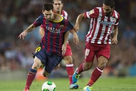 El Barça se lleva una Supercopa sin brillo (0-0)