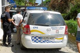 Dos jóvenes detenidos por robar cableado de alta tensión en Manacor
