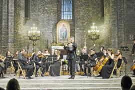 La Orquestra de Joves Intèrprets estrenará una obra de Brotons