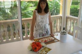 Ensalada de  bacalao marinado en Oli de Mallorca