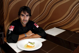 Igor Rodríguez, chef del Restaurante Ummo, nos presenta una receta elaborada con Oli de Mallorca D.O.