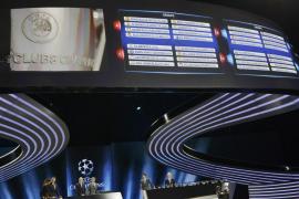 Sorteo de Champions asequible para  Real Madrid, Barcelona, Atlético y Real Sociedad