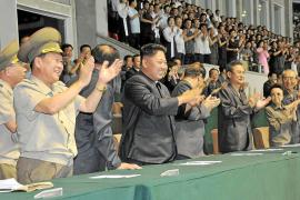 El líder de Corea del Norte ejecuta en público a su exnovia