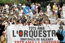 La deuda de Hacienda deja a la Orquestra Simfònica «sin temporada»