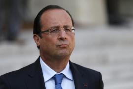 Hollande dice que Francia está dispuesta a actuar en Siria sin el Reino Unido