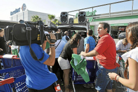 El Sindicato Andaluz de Trabajadores retoma los asaltos a supermercados