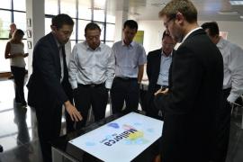 Balears y la isla china de Hainan acuerdan colaborar en materia de innovación turística