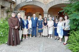 Sentido homenaje a diez mujeres por su dedicación al Pare Serra