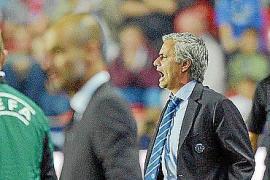 Guardiola puede con Mourinho en los penalties