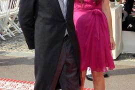 Andrea Casiraghi y Tatiana Santo Domingo, íntimo 'sí, quiero' real en Mónaco