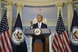 Kerry afirma que EE.UU. tiene pruebas de que el régimen sirio usó gas sarín