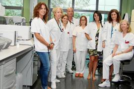 Son Espases realiza estudios de compatibilidad de donantes de médula