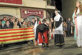 La Beata deslumbra en Santa Margalida