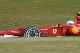Alonso saldrá cuarto al lado de Hamilton que saldrá tercero