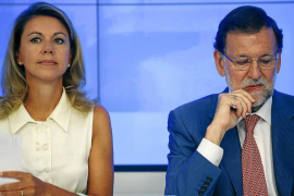 Rajoy impone la consigna al PP: guardar silencio sobre el 'caso Bárcenas'