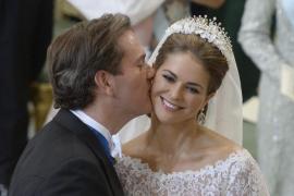 La princesa Magdalena de Suecia dará a luz a su primer hijo en marzo