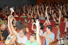 STEI y CCOO registran la convocatoria de huelga de profesores