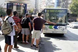 El PSIB-PSOE denuncia que la EMT malgasta 1 millón de euros al año en gasóleo