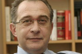El periodista Germán Yanke, ingresado tras sufrir un infarto cerebral