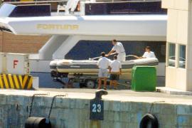 La tripulación del 'Fortuna' demanda a Patrimonio por irregularidades laborales