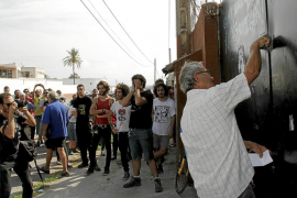 Cort aprueba la licencia del proyecto de los locales de ensayo de Son Pardo