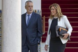 ARRANCA EL DEBATE DE INVESTIDURA DE SUSANA DÍAZ