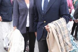 Francisco Rivera y Lourdes Montes celebran su boda civil en Sevilla