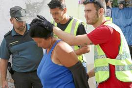 Diez detenidos en una gran operación de la Policía y Guardia Civil contra la delincuencia en s'Arenal