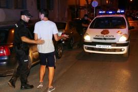 Libertad con cargos para los dos menores acusados de agredir a los mendigos en Palma