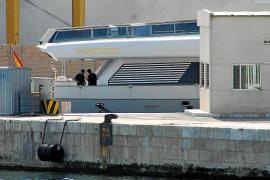 El TSJB admite a trámite la demanda de la tripulación del 'Fortuna' contra Patrimonio