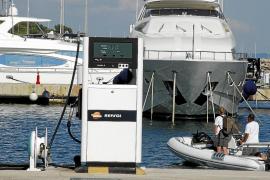 Desciende un 20 % el consumo de combustible en los puertos por la crisis