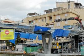 Manacor exige a Govern y Consell que paguen ya su parte de la demolición del puente del Riuet
