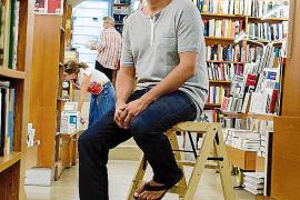 Jorge Carrión dará a conocer en Palma su «ensayo cultural» sobre las librerías
