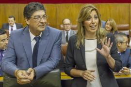 Susana Díaz, investida presidenta de la Junta de Andalucía