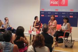 "Armengol anuncia que derogará el TIL ""cuando el PSIB gobierne en la próxima legislatura"""
