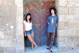 Los artistas Bel Fullana e Ian Waelder trabajarán becados en Buenos Aires