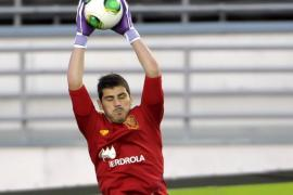 Casillas, titular