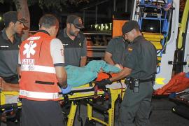 Un turista cae de un tercer piso en Magaluf